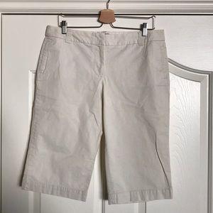 J Crew Chino Favorite Fit Bermuda Shorts 12